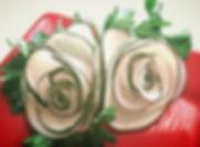 Vegetable decorating / Radish garnishing