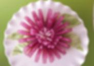Onion decoration / Food decoration