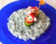 Kids food decoration ,vegetable garnishing for kids