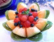 Food decorating /  Fruit presentations