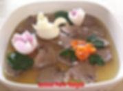Food presentation / Banquet dish