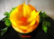 Food decorating / Vegetable decoration