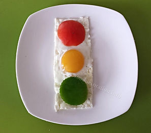 Kids food decoration/ garnishing for children