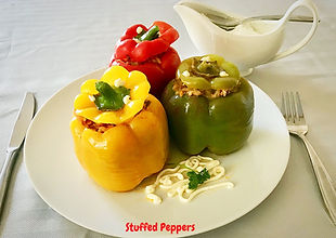 Food decorating / Peppers / Food