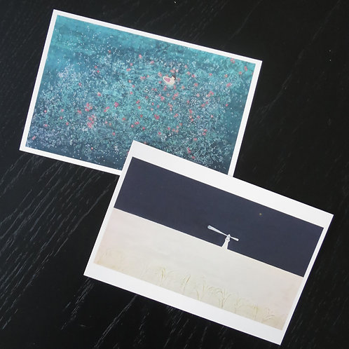 Hasebe Maria ポストカード