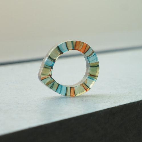 pelis ring (green)