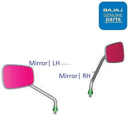 Rear View Mirror for Bajaj V15(1 Pair)