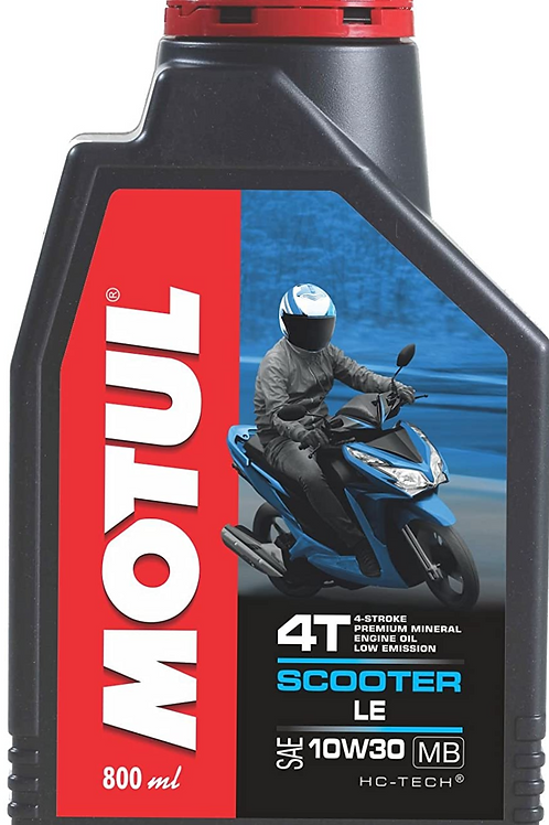 Motul Scooter LE 10W30 Engine Oil(800ml)