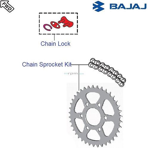 Chain Sprocket Kit| Pulsar NS200
