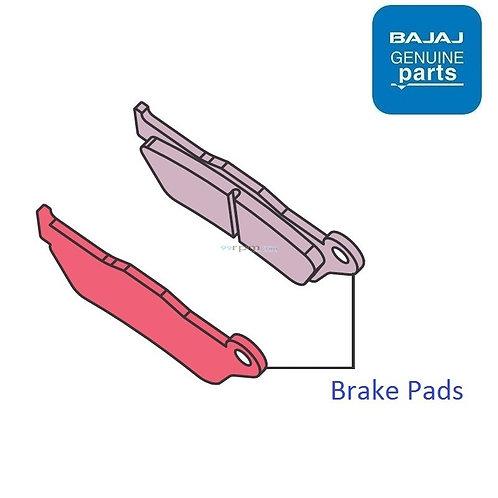 Brake Pads| Rear| Dominar 400