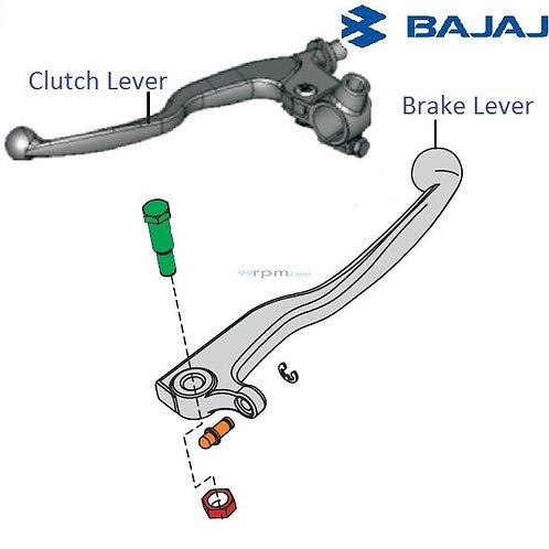 Brake & Clutch Lever| Pulsar NS200/160