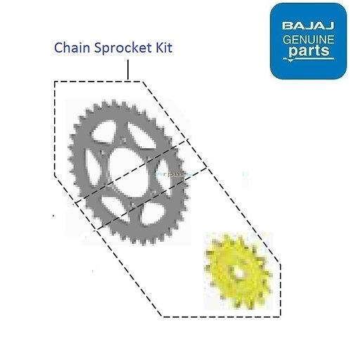 Chain  Sprocket Avenger 160/220