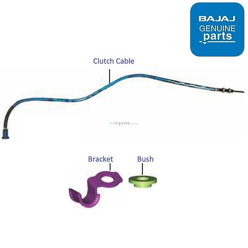 Clutch Cable For Bajaj Pulsar NS200/160