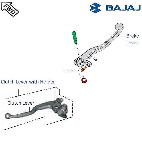 Brake & Clutch Lever for Bajaj V15