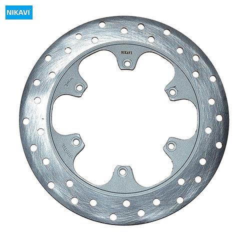 Front Brake Disc Plate Compatible for Bajaj Pulsar 150