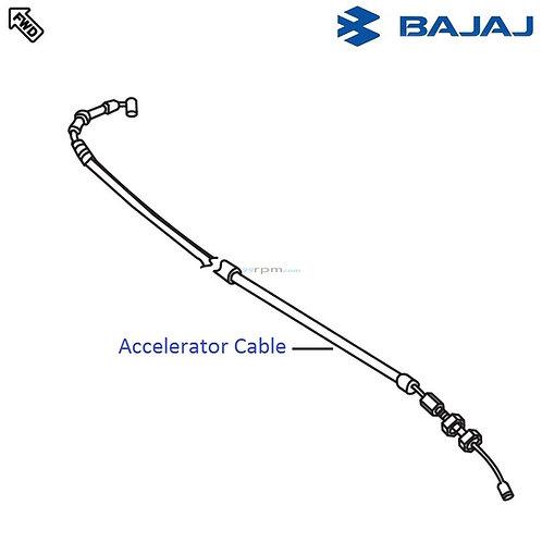 Accelerator Cable| Pulsar 220F