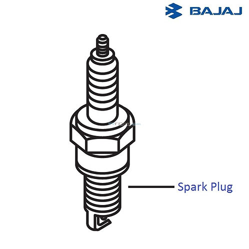 Spark Plug for Bajaj V15