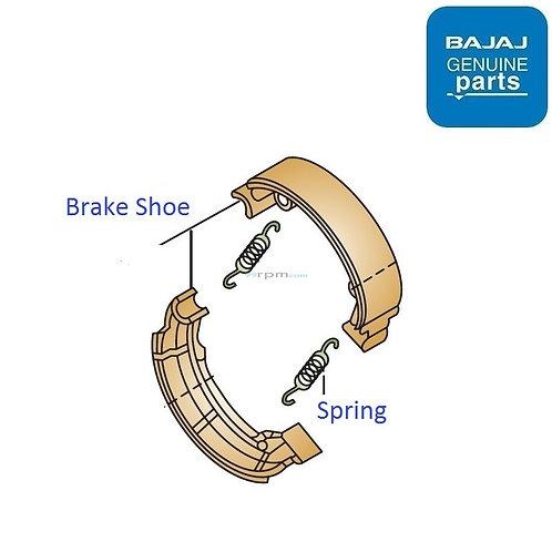Rear Brake Shoe for Bajaj V15
