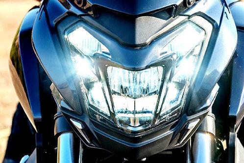 Bajaj Dominor 400 Front Head Light assembly