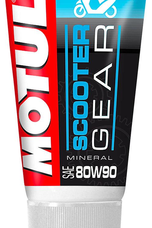 Motul gear oil 80W90 for scooter