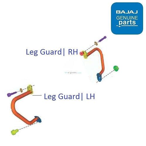 Bajaj Genuine Leg Guard for Bajaj Dominar 400