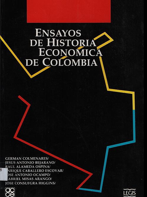Ensayos de historia económica de Colombia