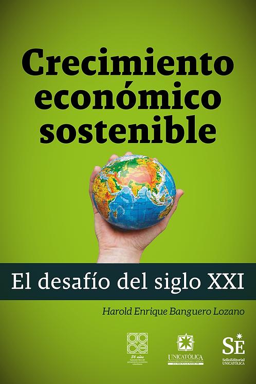 Crecimiento económico sostenible