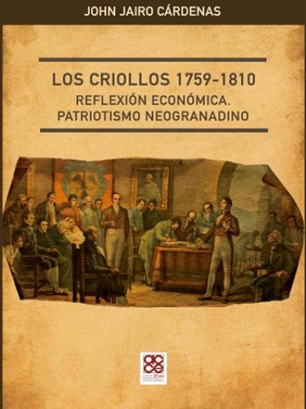 Los criollos 1759-1810