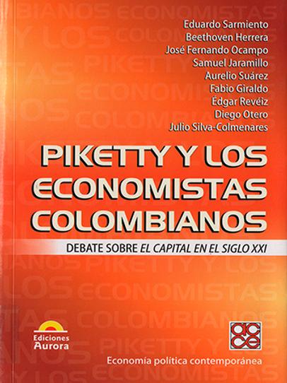 Piketty y los economistas colombianos