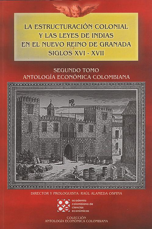 Antología económica colombiana. Tomo II
