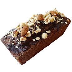 CAKE CHOCOLAT NOISETTE AMANDE