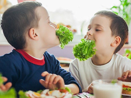 MACRONUTRIENTS FOR KIDS