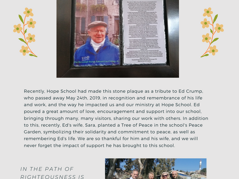 Remembering Ed Crump