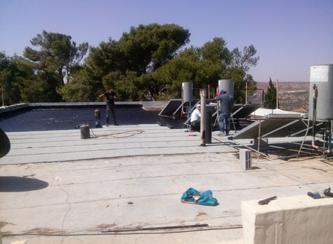 Insulating the Roof