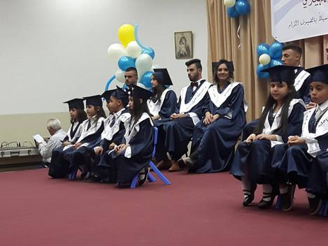 Graduation at Hope School