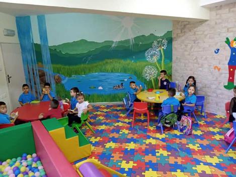 First Day @ School kindergarten