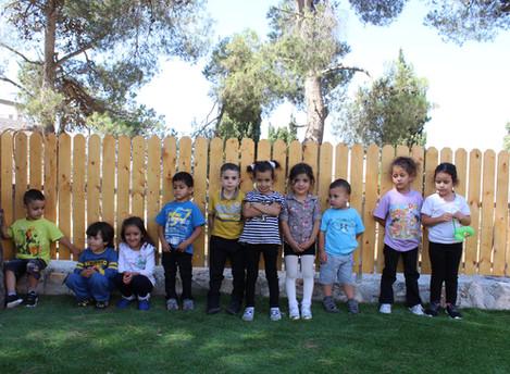 Kindergarten!