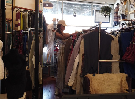 used shopping tips... craft your look each day with a well-stocked, wardrobe, graelee project.