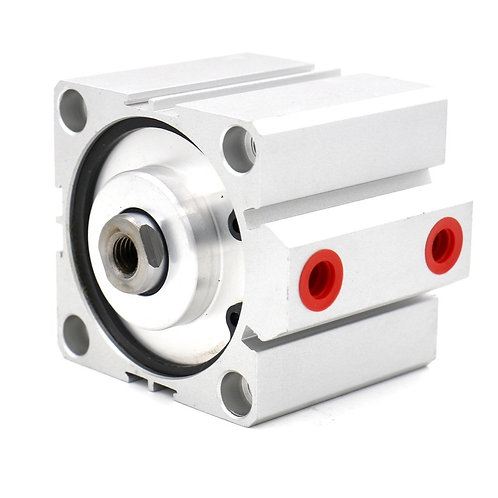 Heschen Compact cylindre à air mince SDA 63x30 63mm alésage 30mm course PT1 / 4