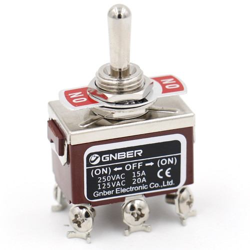 On Off On Momentary Toggle Switch Princess Auto