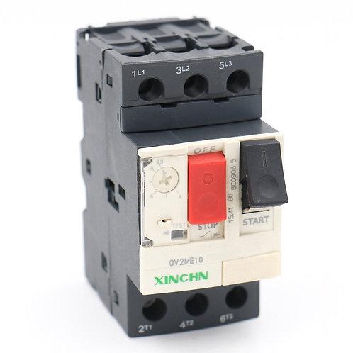 Heschen Motor Starter Disyuntor Protector 3P 2.5-4A 690V