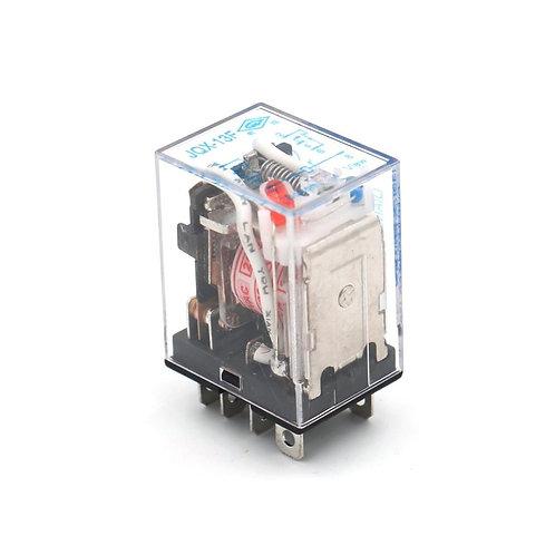 Heschen JQX-13F AC 200 / 220V Spule LED-Anzeige 8-polig Klemme 28VDC