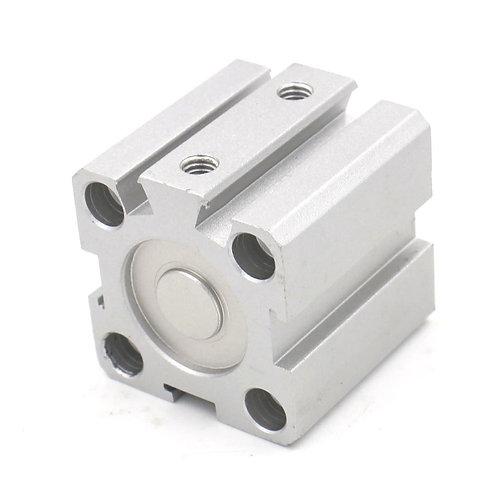 Heschen Compact cylindre à air mince SDA 20X15 20mm alésage 15mm course M5 port