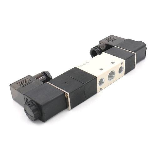 """PT1 / 4 """"Tipo a comando interno a doppio effetto con comando elettrico a mezzo c"""