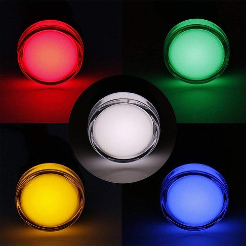 heschen 22 mm LED-Anzeige Pilot Light AD16–22D/S 24 VDC 20 mA Rot Grün Gelb Blau