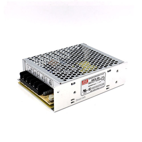 Heschen Meanwell alimentation NES-50-12 50W 12V 4.2A