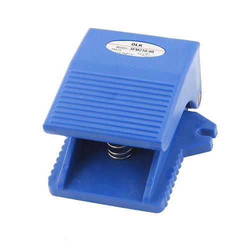 Interruptor de válvula de pie Heschen 3FM210-06 3 vías 2 posiciones pedal antide