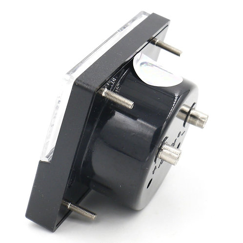 Voltmètre DH-670 DC 0-150V Rectangulaire Classe 2.5 Analogique Panneau Volt Volt