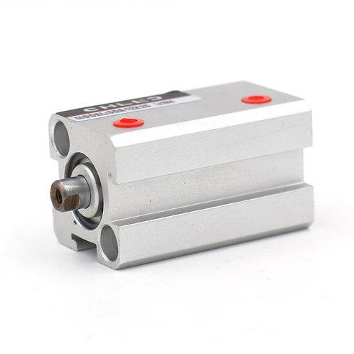 Heschen Compact Thin Air Cylinder SDA 12X30 12mm Bore 30mm Stroke M5 port