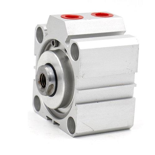 Cilindro pneumatico compatto Heschen SDA 50x10 50 mm Alesaggio 10 mm Corsa PT1 /